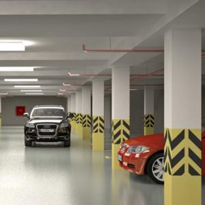 Автостоянки, паркинги Большого Солдатского