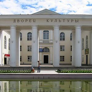 Дворцы и дома культуры Большого Солдатского