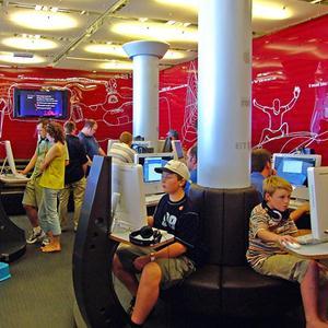 Интернет-кафе Большого Солдатского