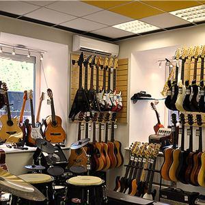 Музыкальные магазины Большого Солдатского