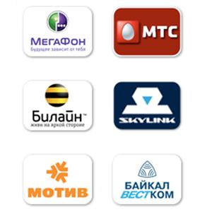 Операторы сотовой связи Большого Солдатского