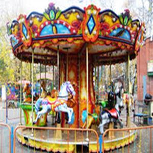 Парки культуры и отдыха Большого Солдатского