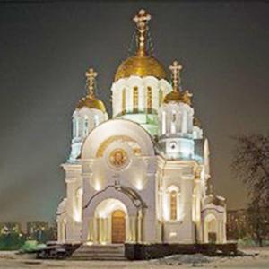 Религиозные учреждения Большого Солдатского