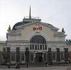 Железнодорожные вокзалы в Большом Солдатском